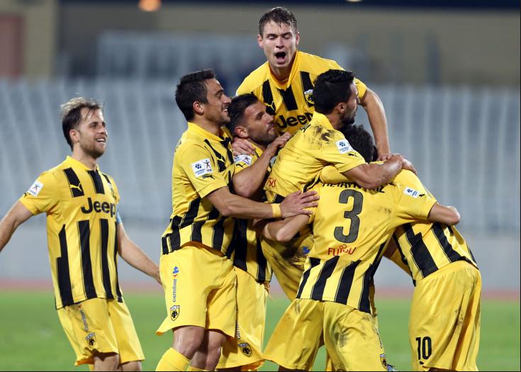 Ponturi pariuri Cupa Greciei - Atromitos vs AEK Atena