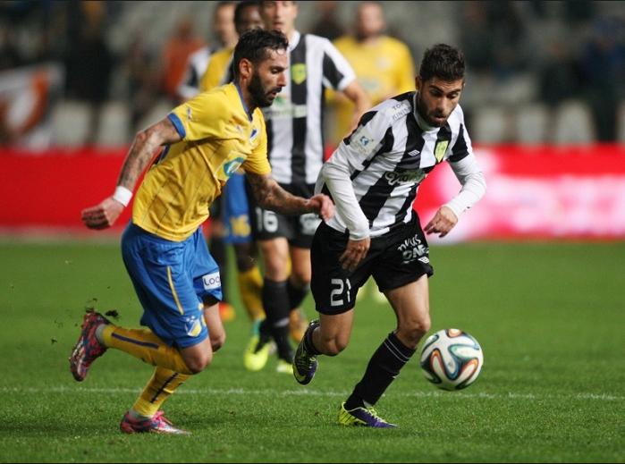 Ponturi pariuri fotbal Cipru - APOEL vs AEK Larnaca