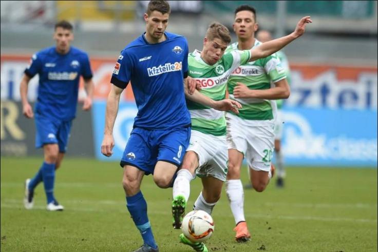 Ponturi pariuri fotbal 2.Bundesliga - Paderborn vs Union Berlin