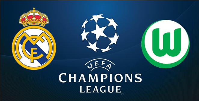 Ponturi pariuri fotbal UCL - Real Madrid vs Wolfsburg