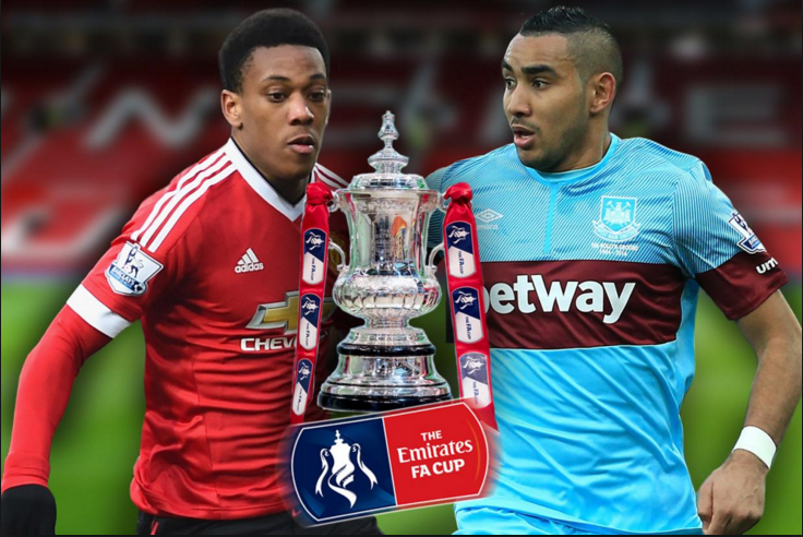 Ponturi pariuri FA Cup - West Ham vs Man. United