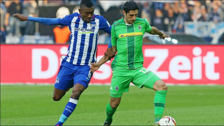 Ponturi pariuri fotbal Bundesliga - Monchengladbach vs Hertha