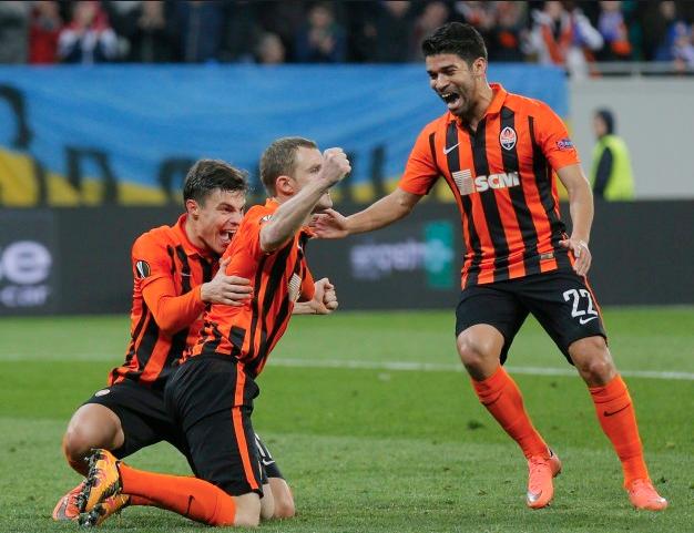 Ponturi pariuri Europa League - Sahtior Donetk vs Braga