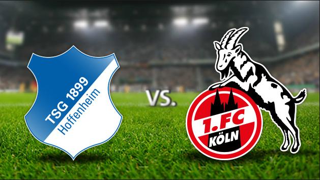 Ponturi pariuri fotbal Bundesliga - Hoffenheim vs Koln