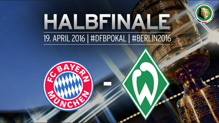 Ponturi pariuri DFB Pokal - Bayern Munchen vs Werder Bremen
