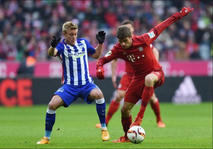 Ponturi pariuri fotbal Bundesliga - Hertha vs Bayern Munchen