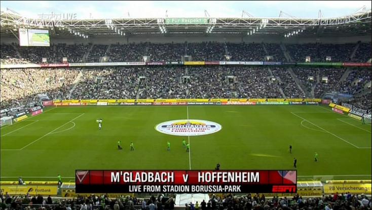 Ponturi pariuri fotbal Bundesliga - Monchengladbach vs Hoffenheim
