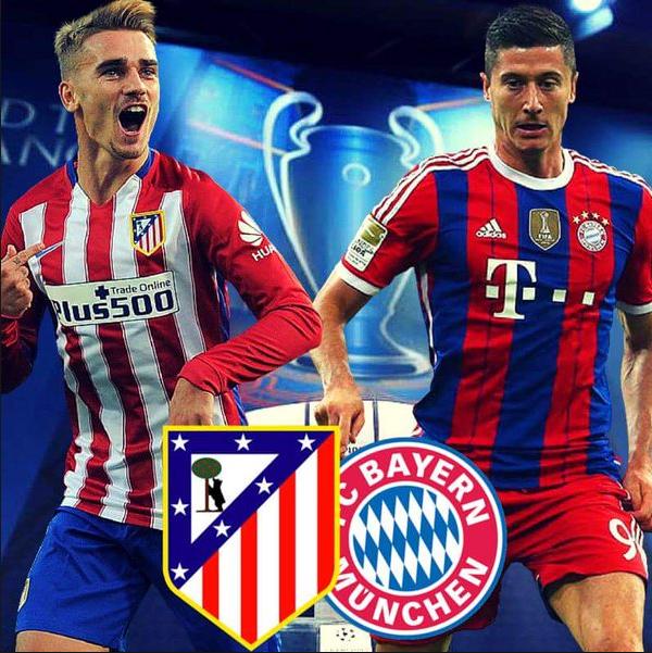 10 ponturi pentru Atletico vs Bayern