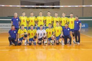 Echipa reprezentativa a Romaniei U 20