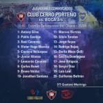 Ponturi pariuri fotbal - Cerro Porteno vs Boca Juniors