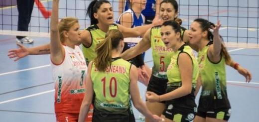 Dinamo Bucuresti, volei Romania