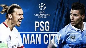 Rotiri gratuite pentru Paris Saint Germain vs Manchester City