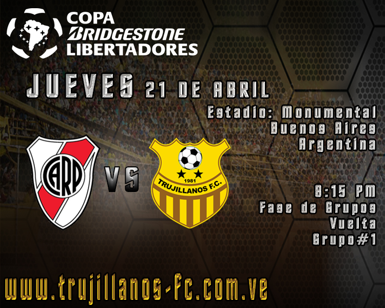 Ponturi pariuri fotbal - River Plate vs Trujillanos
