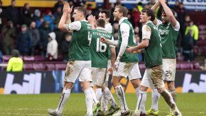 Returul semifinalei pentru promovare Falkirk vs Hibernian