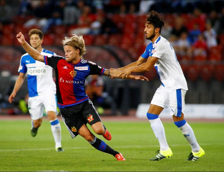Ponturi pariuri fotbal Elvetia - Basel vs Grasshoppers