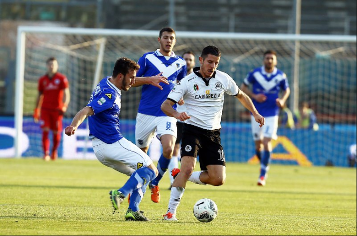 Ponturi fotbal Serie B - Spezia vs Brescia