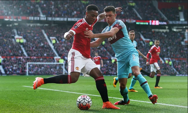 Ponturi fotbal Premier League - West Ham vs Man. United