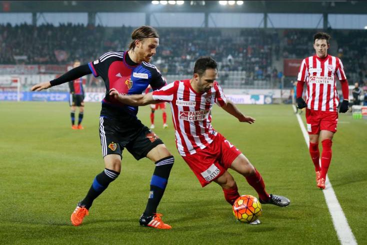Ponturi fotbal Elvetia - Basel vs Thun