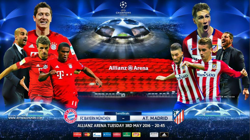 11 ponturi pentru Bayern Munchen vs Atletico Madrid