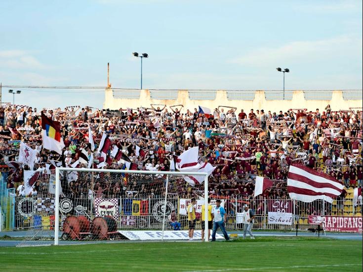 Ponturi fotbal Romania - Farul Constanta vs Rapid Bucuresti
