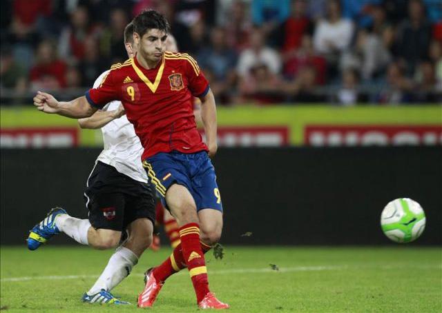 Ponturi fotbal EURO 2016 - Amical Spania vs Bosnia