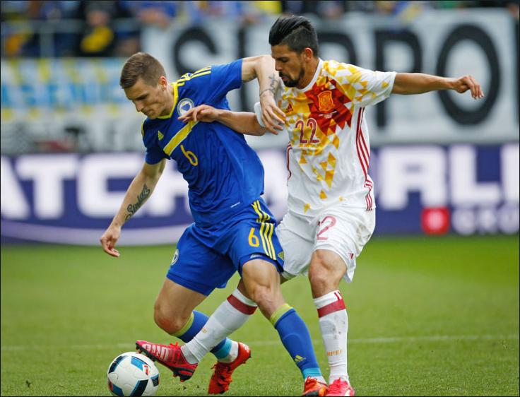 Ponturi fotbal EURO 2016 - Spania vs Coreea de Sud