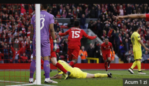 Ponturi fotbal Anglia Liverpool vs Watford