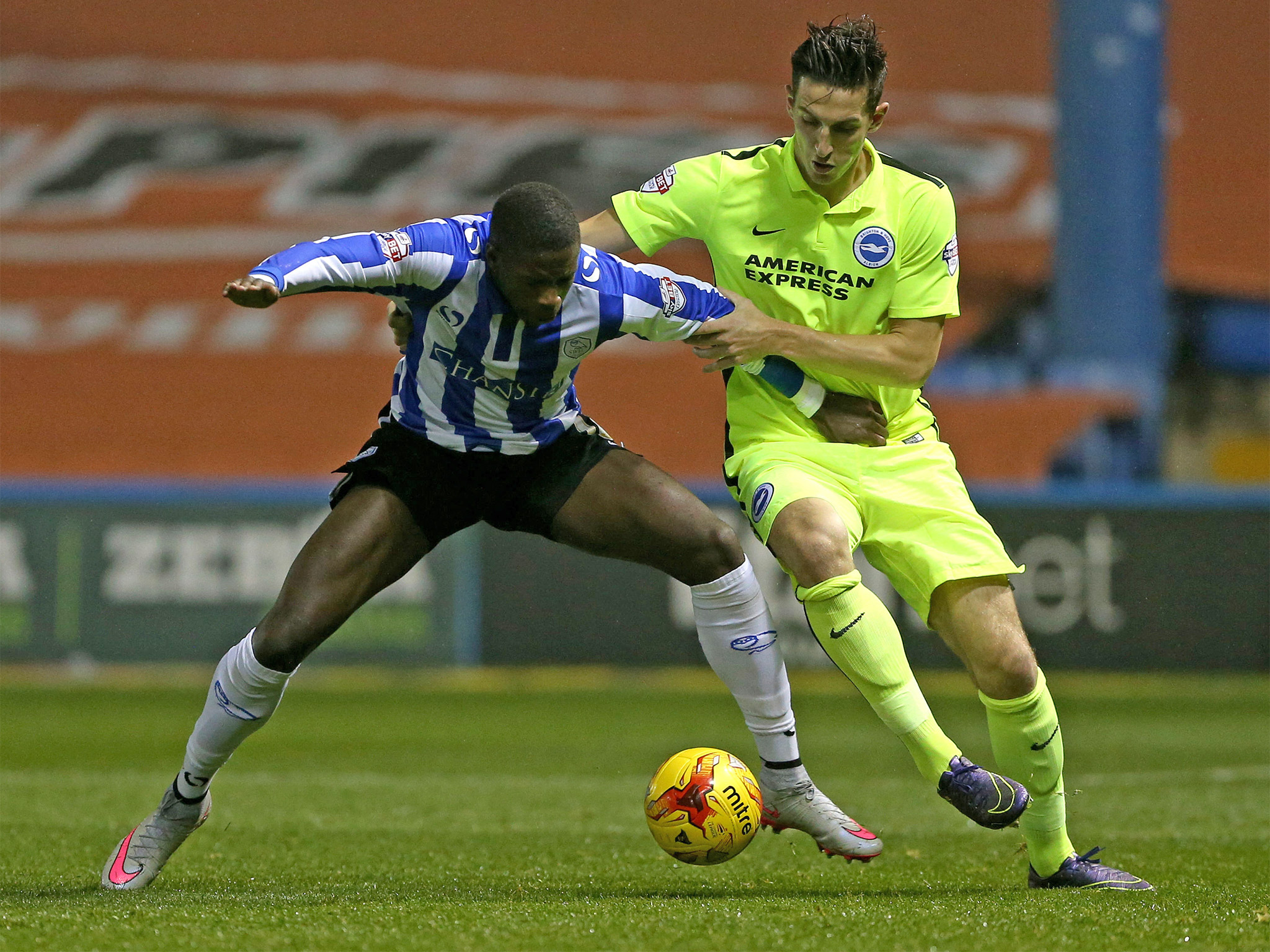 Playoff Championship Sheffield Wednesday vs Brighton
