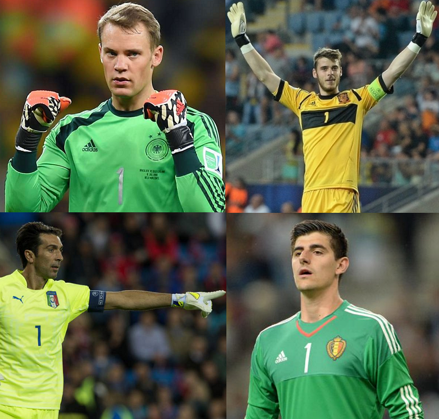 EURO 2016 Top 10 portari
