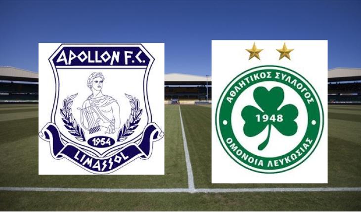 Ponturi fotbal Cipru Apollon Limassol vs Omonia Nicosia