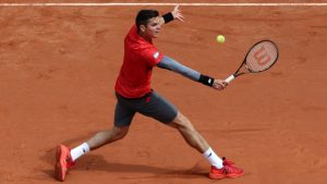 Tenis masculin Roma Milos Raonic vs Nick Kirgyos