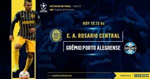Ponturi pariuri fotbal - Rosario Central vs Gremio