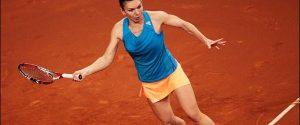 Meciurile romancelor la Roma Open