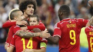 Ponturi fotbal Euro Belgia vs Finlanda