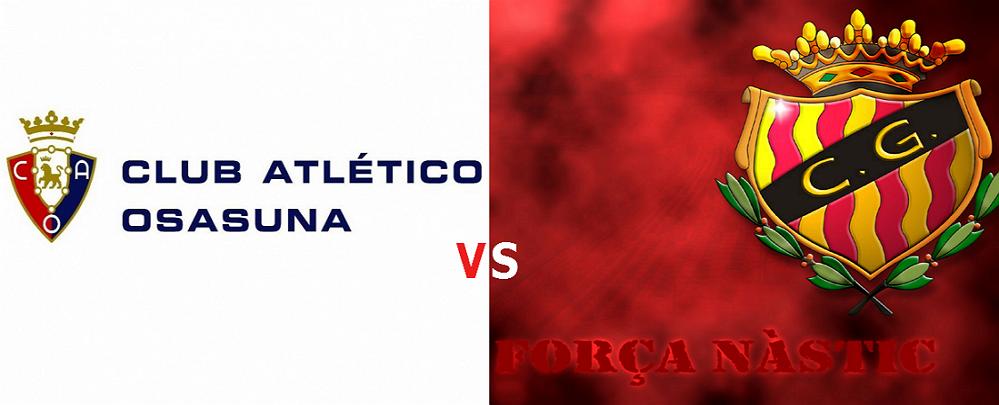 Ponturi fotbal Spania Osasuna vs Nastic Tarragona
