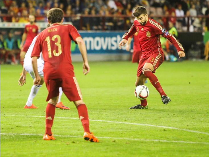 Ponturi fotbal EURO 2016 - Amical Spania vs Georgia
