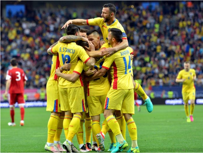 EURO 2016 - Primul 11 al veteranilor