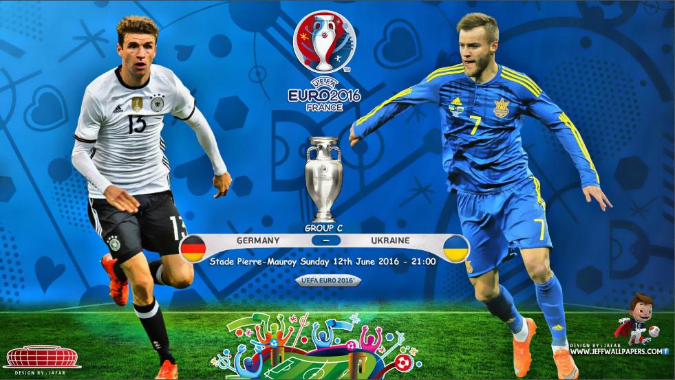Ponturi fotbal EURO 2016 - Germania vs Ucraina