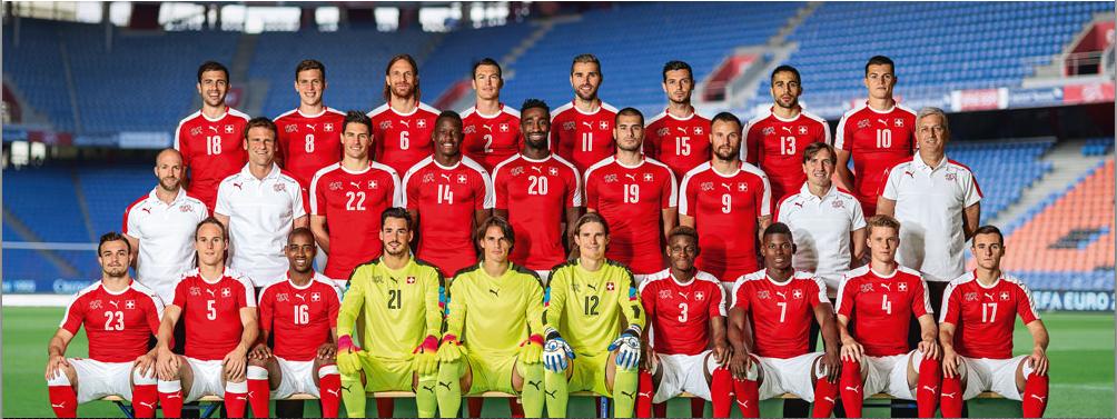Ponturi fotbal EURO 2016 - Analizam nationala Elvetiei