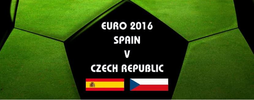 Ponturi fotbal EURO 2016 - Spania vs Cehia