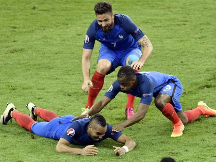 Ponturi fotbal EURO 2016 - Elvetia vs Franta