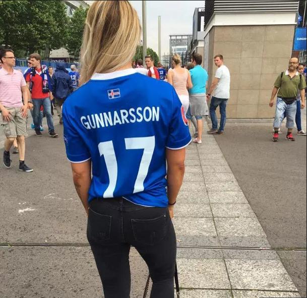 Kris Jonasdottir - Talismanul Islandei