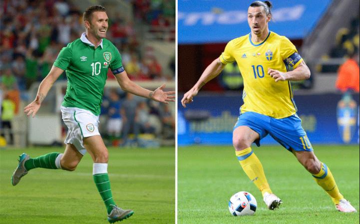 Ponturi fotbal EURO 2016 - Irlanda vs Suedia