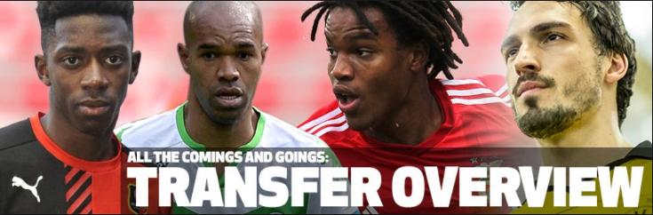 Ponturi fotbal Bundesliga - Transferurile sezonului viitor