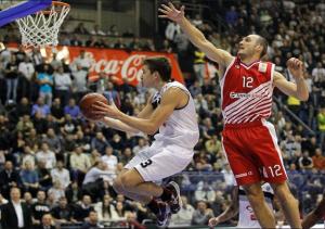 Ponturi baschet Serbia - Steaua Rosie vs Partizan Belgrad