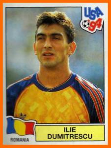 Ilie Dumitrescu fotbalistul, Ilie Dumitrescu ambasadorul Unibet pentru Romania