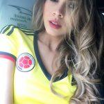 Top 5 iubite ale jucatorilor de la nationala Columbiei