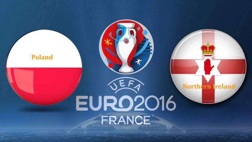 Ponturi fotbal EURO 2016 Polonia vs Irlanda de Nord