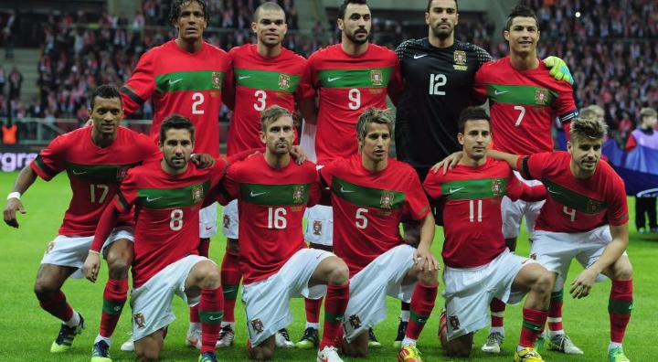Ponturi fotbal EURO 2016 cotele Portugaliei la pariuri
