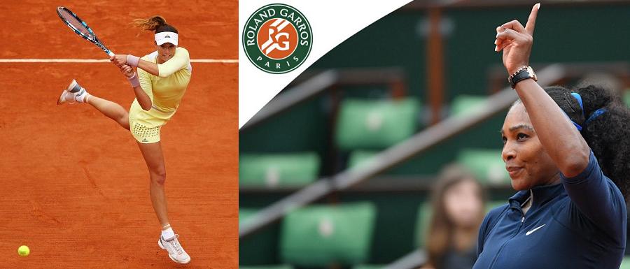 Ponturi Roland Garros Serena Williams vs Garbine Muguruza